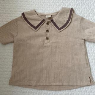 しまむら - 美品★tete a tete セーラーシャツ