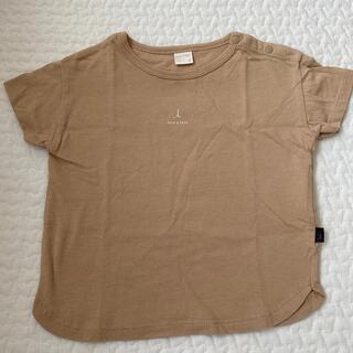 シマムラ(しまむら)の美品★ tete a tete ロゴTシャツ(Tシャツ)