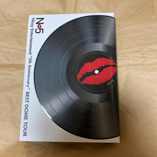 トリプルエー(AAA)のAAA  Nissy   N5 BEST DOME TOUR   Blu-ray(ミュージシャン)