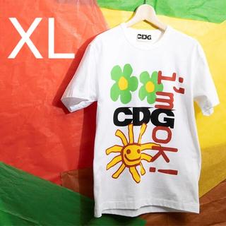 COMME des GARCONS - CDG ギャルソン CPFM カクタスプラントフリーマーケット Tシャツ 2
