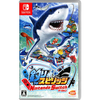 Nintendo Switch - 釣りスピリッツ switch