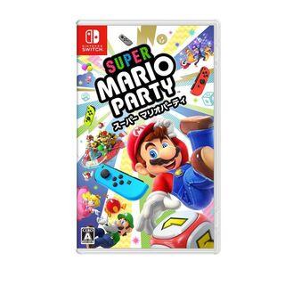 Nintendo Switch - 新品未開封スーパー マリオパーティ