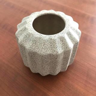 ACTUS - ACTUS 花瓶 グレージュ
