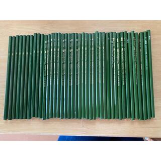 トンボエンピツ(トンボ鉛筆)の未使用 えんぴつ 40本 鉛筆 トンボ 8900 レトロ 2B B HB H(鉛筆)