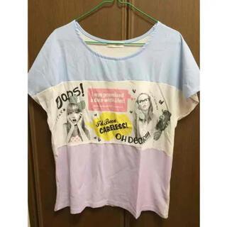 アフリカタロウ(AFRICATARO)のAfrica taro Tシャツ(Tシャツ(半袖/袖なし))
