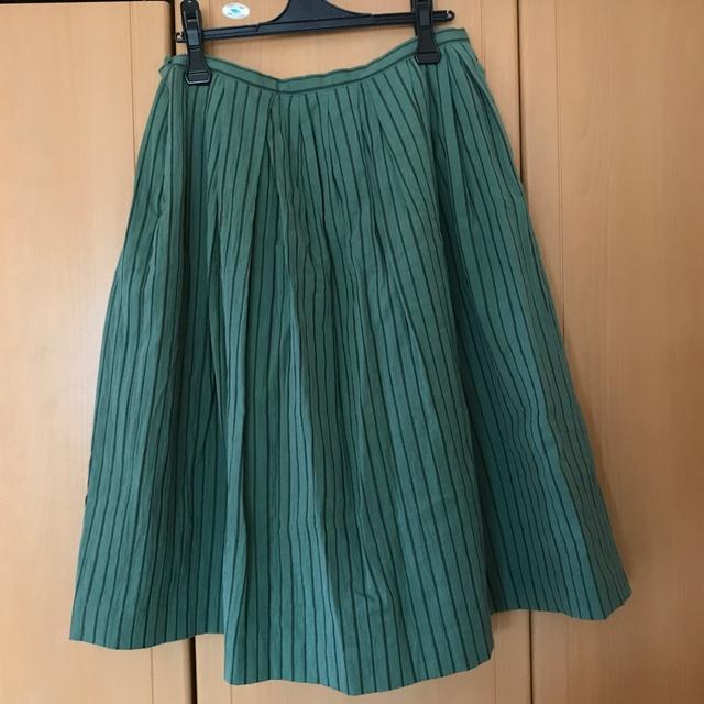 mina perhonen(ミナペルホネン)のミナペルホネン スカート レディースのスカート(ひざ丈スカート)の商品写真