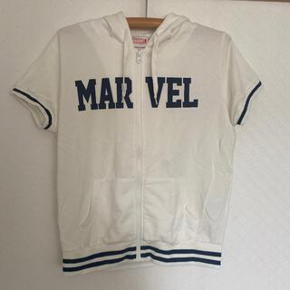 マーベル(MARVEL)のMARVEL トップス(パーカー)