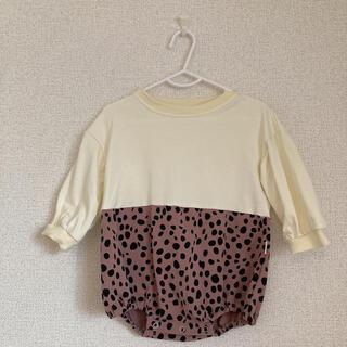 コドモビームス(こどもビームス)のベビー服 ロンパース 90 (ロンパース)