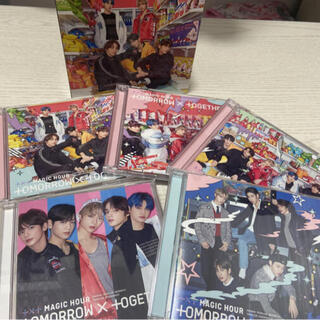 txt(K-POP/アジア)