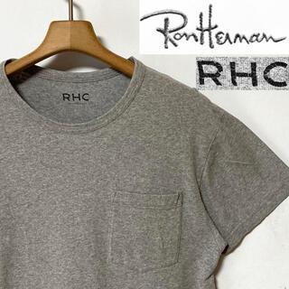 Ron Herman - 美品!RHC ロンハーマン Vintage  Pocket Tee ヘザーグレー