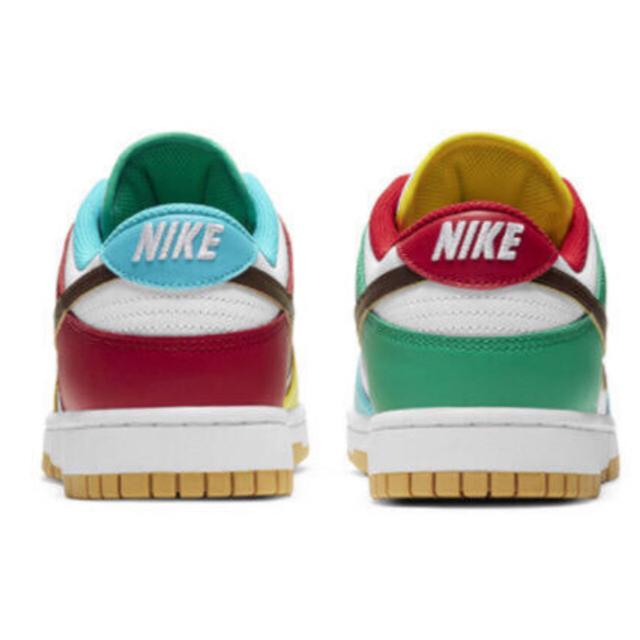 NIKE(ナイキ)の希少サイズ Nike SB Dunk Low Free 99  29cm メンズの靴/シューズ(スニーカー)の商品写真