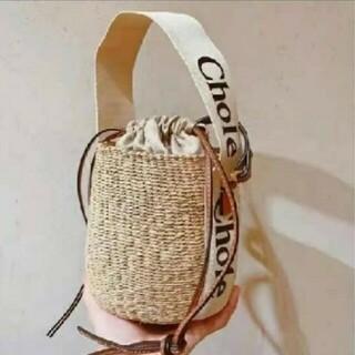 即購入OK☆Chloe クロエ woody トートバッグ