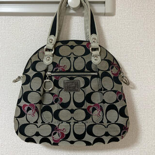 COACH - COACH POPPY 2wayバック