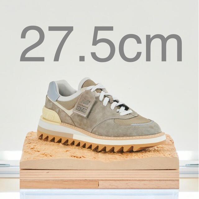 New Balance(ニューバランス)のTOKYO DESIGN STUDIO NEW BALANCE TDS 574 メンズの靴/シューズ(スニーカー)の商品写真