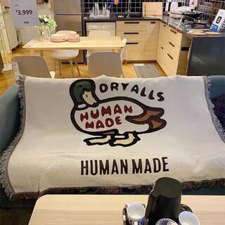 おしゃれ 室内 アメリカ風 カーペット ラグ タイガー HUMAN