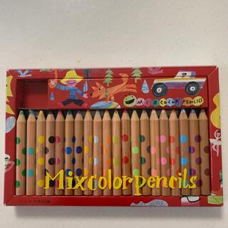 コクヨ(コクヨ)のミックス色鉛筆(色鉛筆)