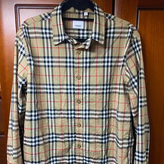 BURBERRY - バーバリー カッターシャツ