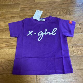 エックスガール(X-girl)のxgirlTシャツ(Tシャツ/カットソー)