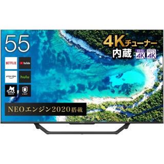 Panasonic - ハイセンスHisense55V型4Kチューナー内蔵 LED液晶テレビ55U7F