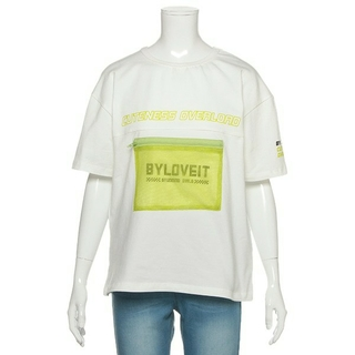 lovetoxic - by loveit バイラビット メッシュポケット半袖Tシャツ 160