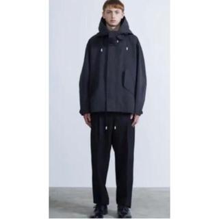 TOMORROWLAND - RERACS リラクス メンズ ショートモッズコート 紺 46(M) 美品