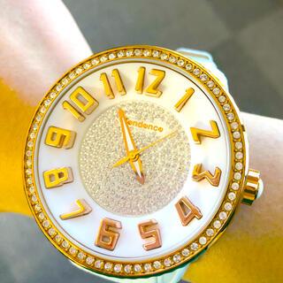 テンデンス(Tendence)のテンデンス スワロフスキー 腕時計(腕時計(アナログ))