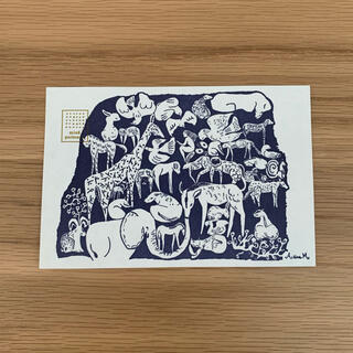 mina perhonen - 最終セール mina perhonen life puzzle ポストカード