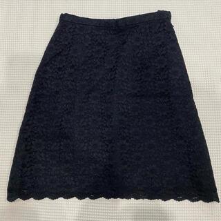 アトリエサブ(ATELIER SAB)の可愛い♡ATELIER SAB レースのスカート(ひざ丈スカート)