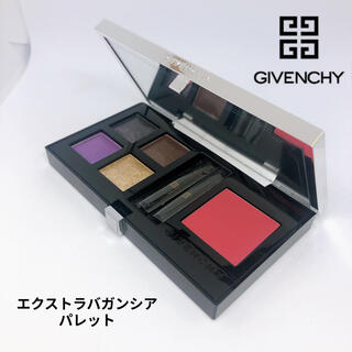 GIVENCHY - 数量限定 新品・未使用 GIVENCHY エクストラバガンシア パレット