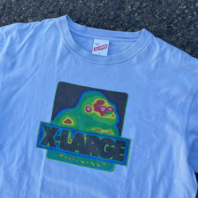 XLARGE(エクストララージ)のx-large エクストララージ ロゴ Tシャツ メンズのトップス(Tシャツ/カットソー(半袖/袖なし))の商品写真