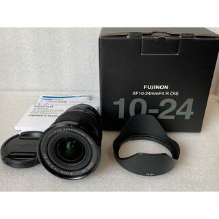 富士フイルム - FUJIFILM XF10-24mm F4 R OIS 美品