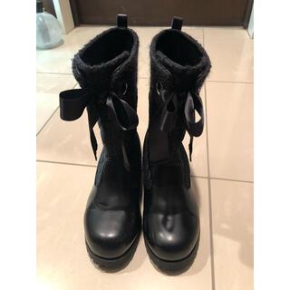ロニィ(RONI)のRONI ブーツ 23cm(ブーツ)