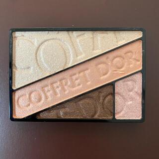 COFFRET D'OR - コフレドール ビューティオーラアイズ  02ピンクブラウン