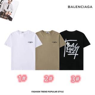 Balenciaga - 2枚入8000/Balenciaga Tシャツ(半袖 / ノースリーブ)