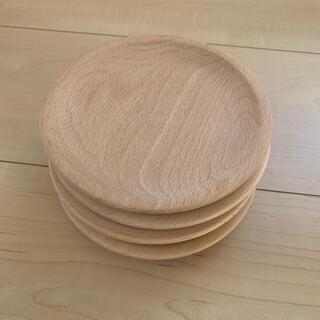 BorneLund - おもちゃのだいわ ままごと 木皿 大