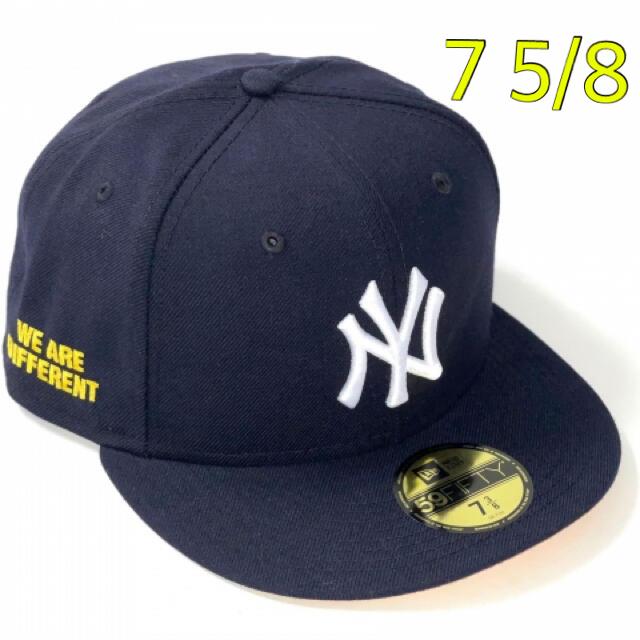 NEW ERA(ニューエラー)のthe apartment New Era ヤンキース 7 5/8サイズ最安値① メンズの帽子(キャップ)の商品写真