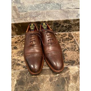 【イチ様専用】スコッチグレイン ブラック&ブラウン 革靴 23.5cm(ドレス/ビジネス)
