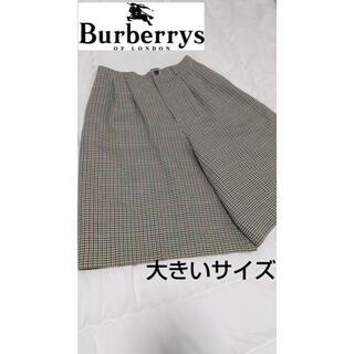 バーバリー(BURBERRY)のバーバリーズ BURBERRYS キュロット Lサイズ ゴルフウェア(ハーフパンツ)