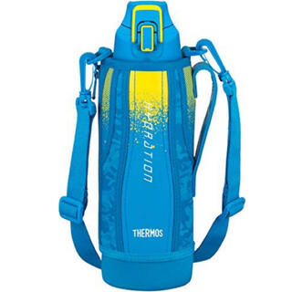 THERMOS - サーモス 水筒 真空断熱スポーツボトル 1.0L FHT-1000F BL-C