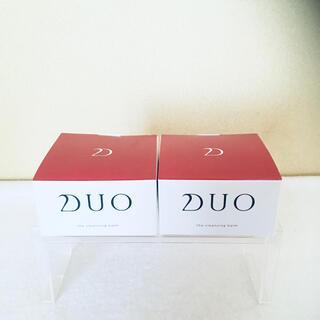DUO  デュオ ザ クレンジングバーム  90g(クレンジング/メイク落とし)