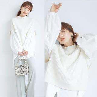 snidel - 新品 シャツ ベスト セットトップス SNIDEL
