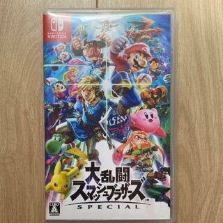 Nintendo Switch - 大乱闘スマッシュブラザーズ SPECIAL スマブラ