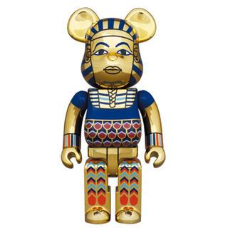 メディコムトイ(MEDICOM TOY)のBE@RBRICK ANCIENT EGYPT ファラオ400%MEDICOM(その他)