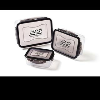 DIESEL - ディーゼル DIESEL フードコンテナ 弁当箱 タッパー 非売品
