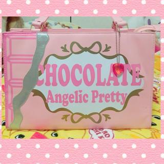 アンジェリックプリティー(Angelic Pretty)の♡Prettyいちごチョコレートバッグ♡(その他)
