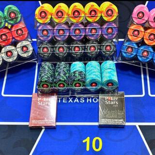 とーる様専用 EPT ポーカーチップ 400枚 (トランプ/UNO)