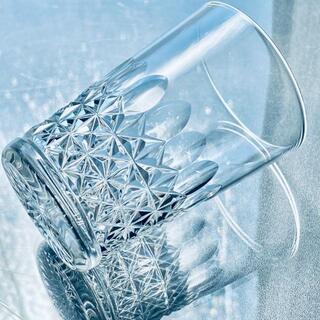 Baccarat - 【希少美品】オールドバカラ♢輝くダイヤモンドカットのリキュールグラス