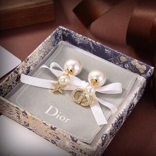 Dior - 可愛い ディオール ピアス