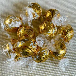 Lindt - リンツ リンドール チョコレート ホワイト  10個