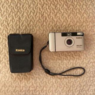 コニカミノルタ(KONICA MINOLTA)の希少 Konica BIG mini BM-301 コニカビッグミニリミテッド(フィルムカメラ)